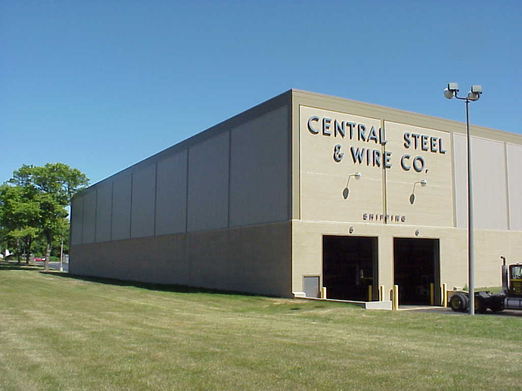 Central Steel & Wire