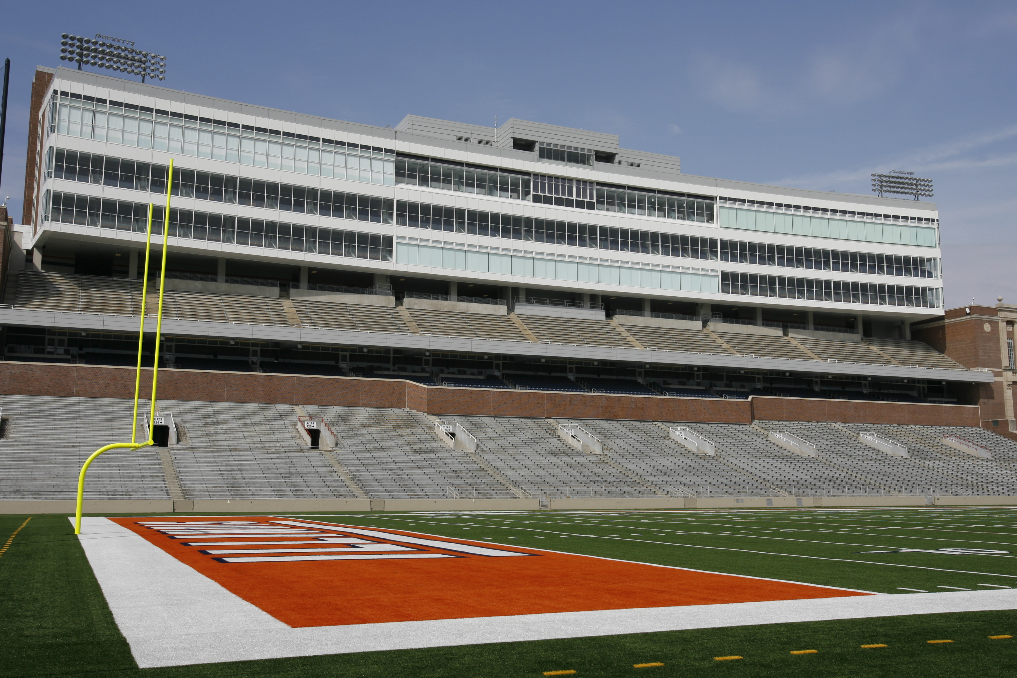 University of Illinois Memorial Stadium